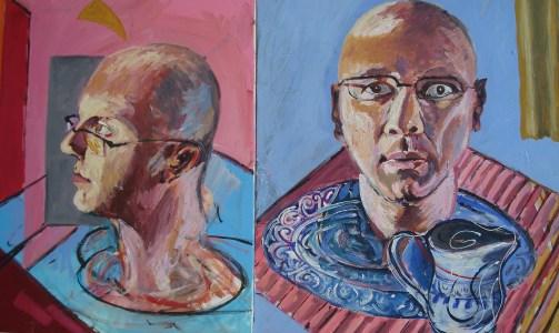 Schilderij 2007
