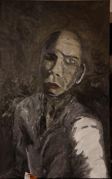 zelfportret 2 salva